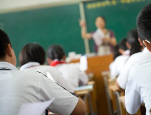 Comment se passe l'école primaire en Chine ? (2ème partie)