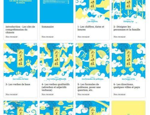 Cours de chinois en ligne : un kit e-learning complet et ludique